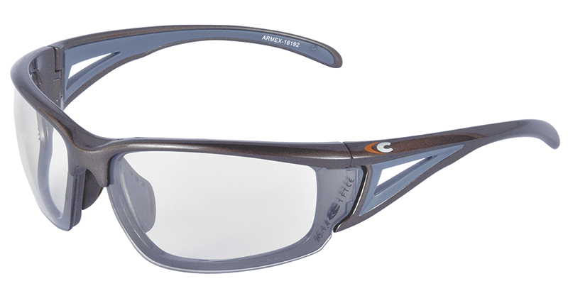 Cofra ARMEX Safety glasses ( Indoor/Outdoor lens)