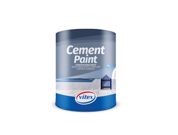 Water-based Cement-Paint White 750ml