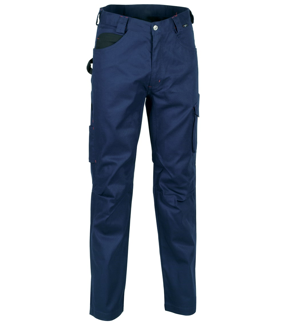 Cofra DRILL Trouser Navy Size 36