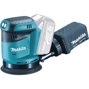 Makita DBO180Z Cordless Random Orbit Sander 125mm