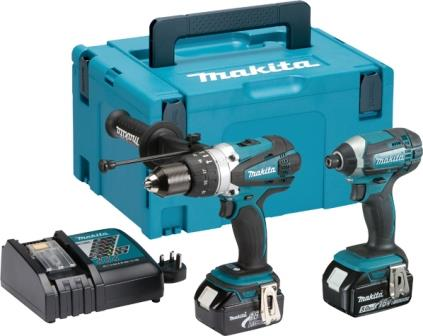 Makita DLX2145TJ 18V LXT 2PC COMBO KIT