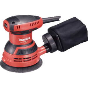 Makita M9204 Random orbit sander 123mm
