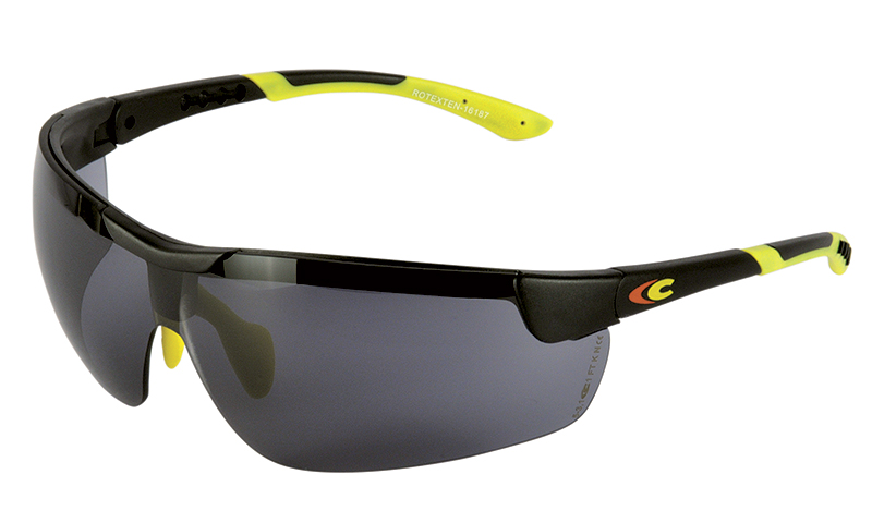 Cofra ROTEXTEN Safety glasses  (grey lens)