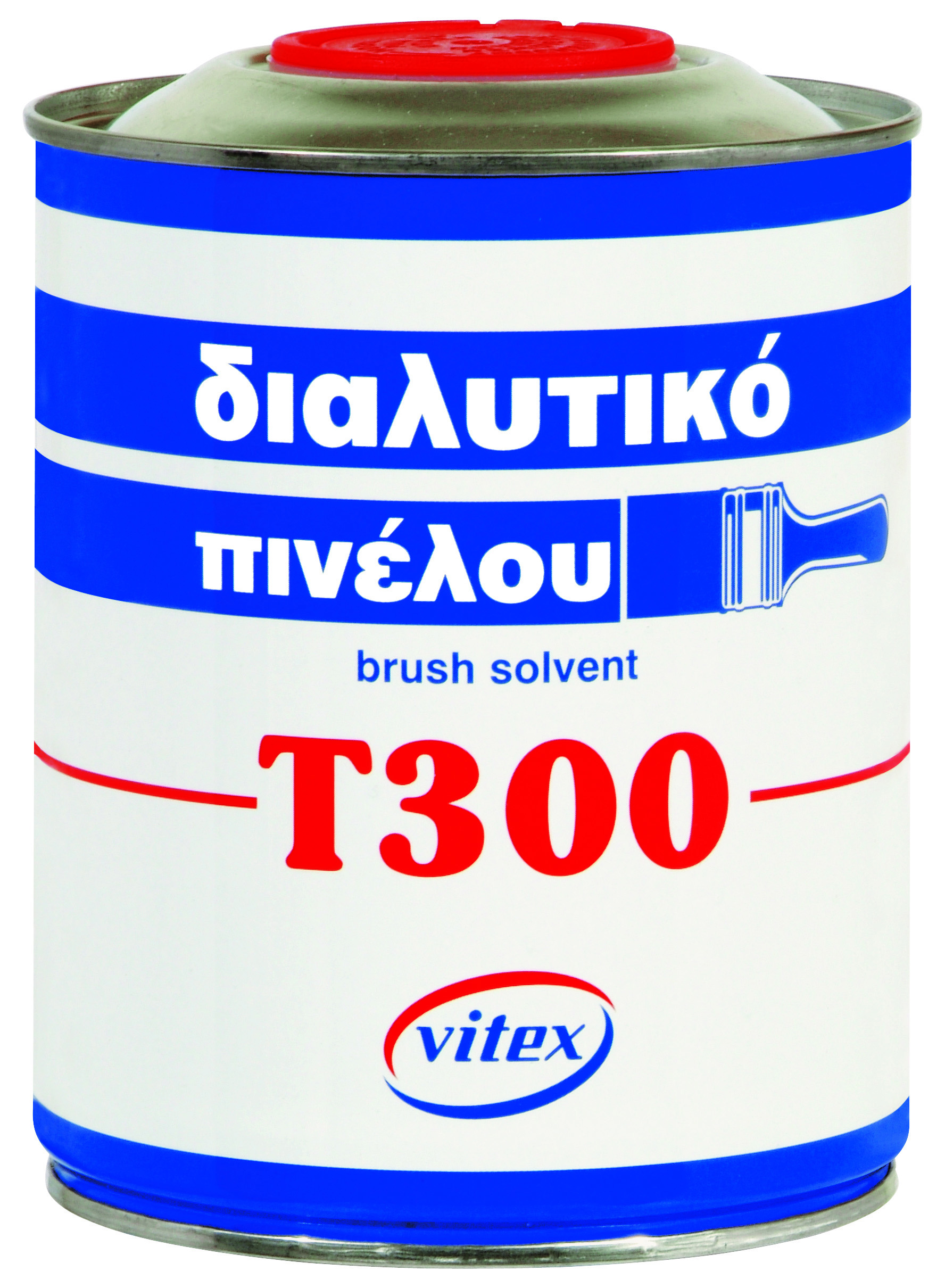 Brush Solvent T-300 375mL