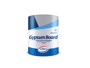 Vitex Gypsum-board primer white 3L