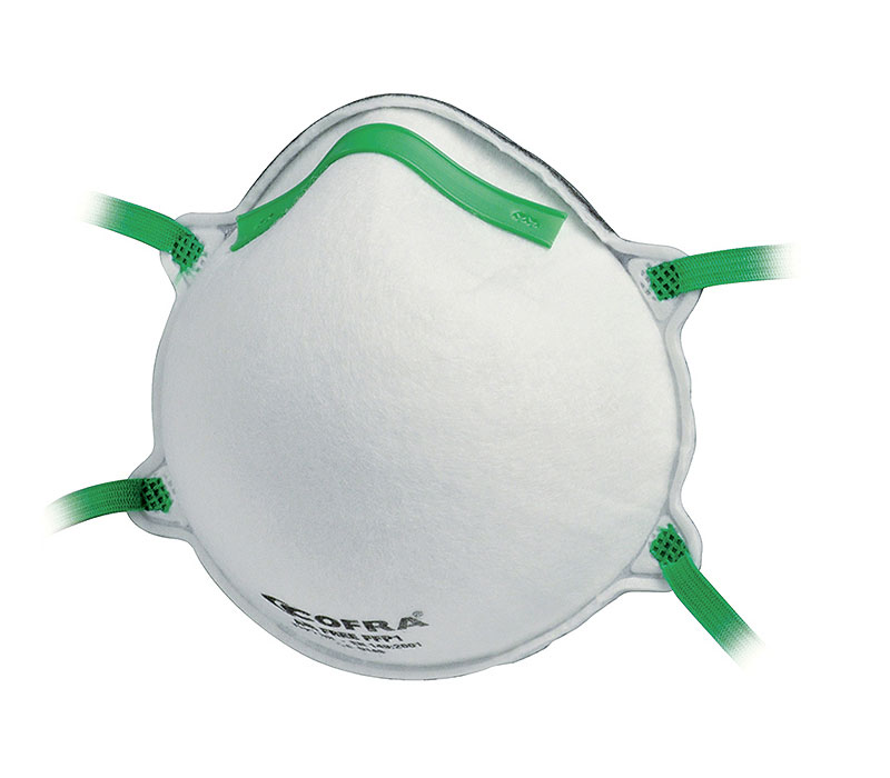 Cofra AIR FREE FFP1 Safety mask-one size
