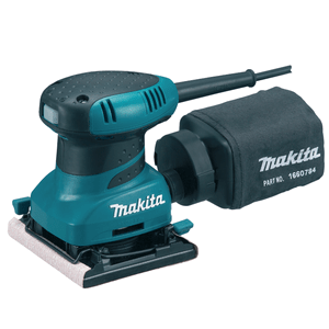 Makita-BO4556 Finishing Sander 112 x 102mm