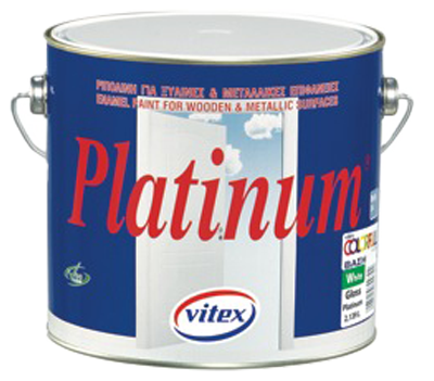 Platinum (matt) 750mL