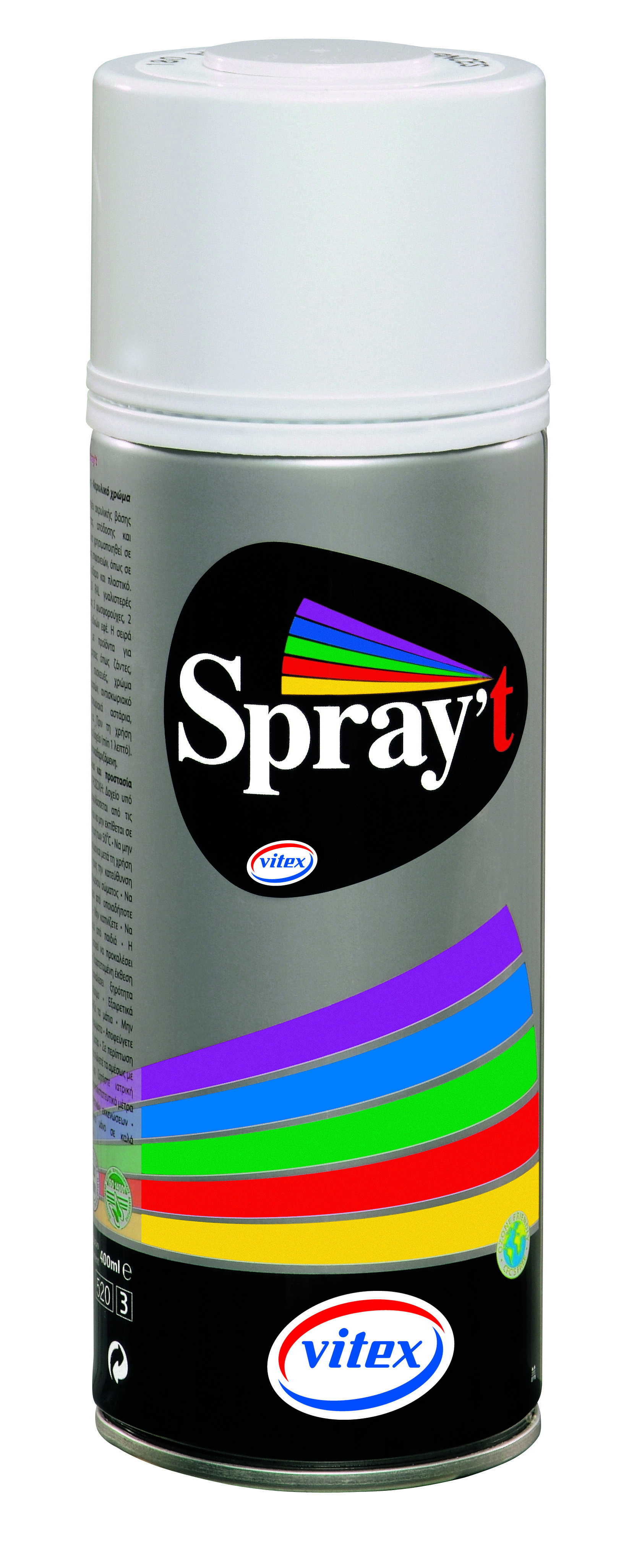 SPRAY 9005 ACRYLIC PAINT (JET BLACK MAT) 400mL